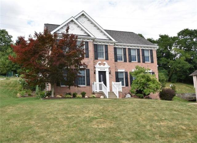 2559 Forest Brook Dr, Upper St. Clair, PA 15241 (MLS #1352161) :: Keller Williams Pittsburgh