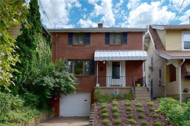 222 Ridgewood, West View, PA 15229 (MLS #1352704) :: Keller Williams Realty