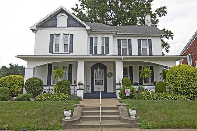 322 W Pike St, Chartiers, PA 15342 (MLS #1353288) :: Keller Williams Pittsburgh