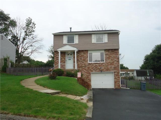 1362 Denton Street, Hempfield Twp - Wml, PA 15601 (MLS #1353409) :: Broadview Realty
