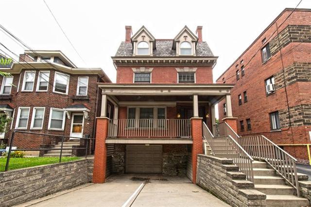 543 S Aiken #2, Shadyside, PA 15232 (MLS #1354035) :: Keller Williams Pittsburgh
