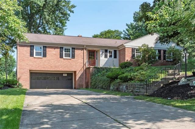 1681 Pinetree, Upper St. Clair, PA 15241 (MLS #1354111) :: Keller Williams Realty