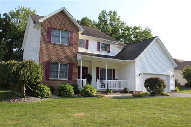 1729 Lori Ln, Hermitage, PA 16148 (MLS #1354336) :: Keller Williams Realty