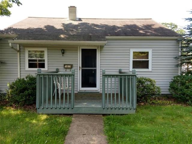 1615 19th Street, Beaver Falls, PA 15010 (MLS #1354443) :: Keller Williams Realty