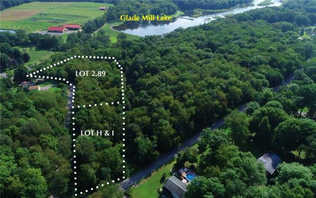 Lot H & I Overbrook Rd, Middlesex Twp, PA 16059 (MLS #1354597) :: Keller Williams Realty