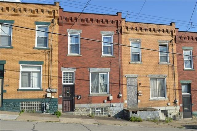 2230 Webster Ave, Hill District, PA 15219 (MLS #1354743) :: Keller Williams Realty
