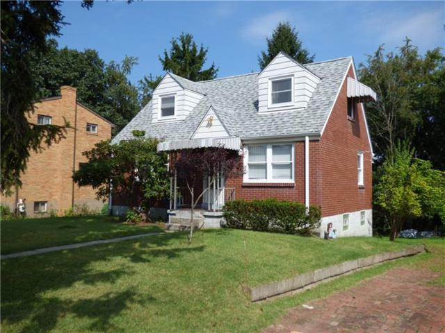 213 Park St, Shaler, PA 15209 (MLS #1354803) :: Keller Williams Realty