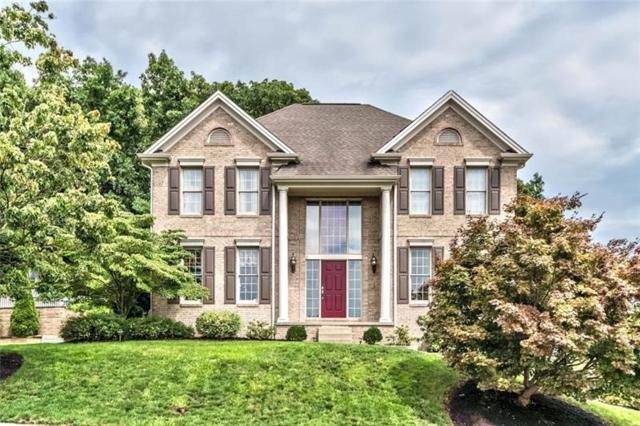 110 Oakview Drive, Cranberry Twp, PA 16066 (MLS #1354827) :: Keller Williams Realty