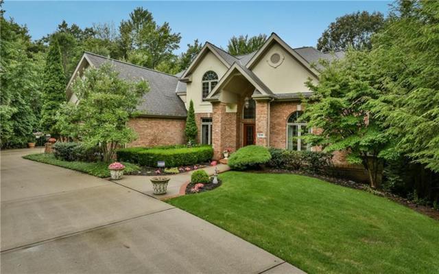 220 Woodhurst Terrace, Marshall, PA 15090 (MLS #1354886) :: Keller Williams Realty