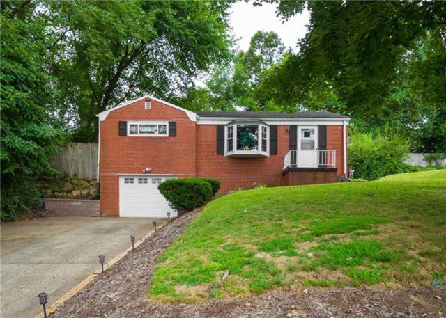 314 Elfinwild Rd, Shaler, PA 15101 (MLS #1354961) :: Keller Williams Realty
