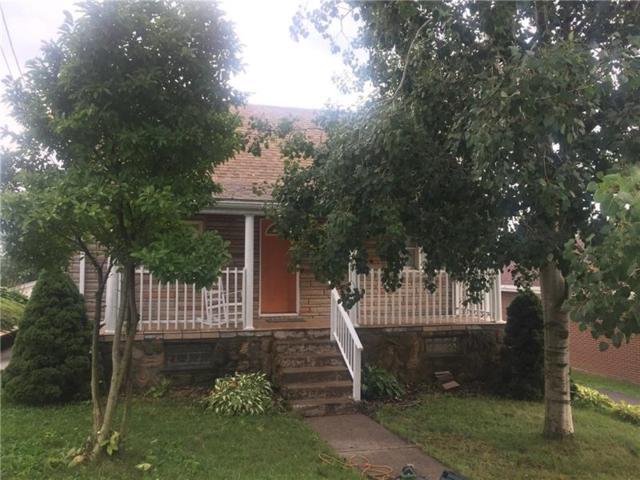1739 Garfield, Aliquippa, PA 15001 (MLS #1355100) :: Keller Williams Realty