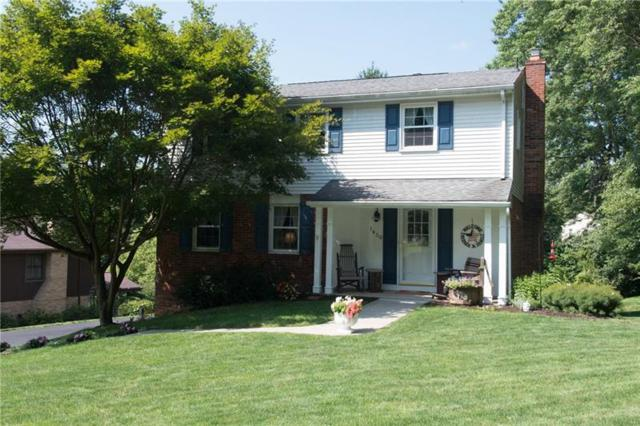 1450 Old Meadow Road, Upper St. Clair, PA 15241 (MLS #1355119) :: Keller Williams Realty