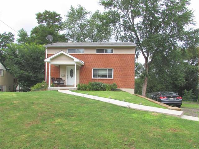 705 Bittersweet Drive, Monroeville, PA 15146 (MLS #1355175) :: Keller Williams Realty