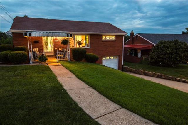 5317 Holiday Drive, Baldwin Boro, PA 15236 (MLS #1355450) :: Keller Williams Realty