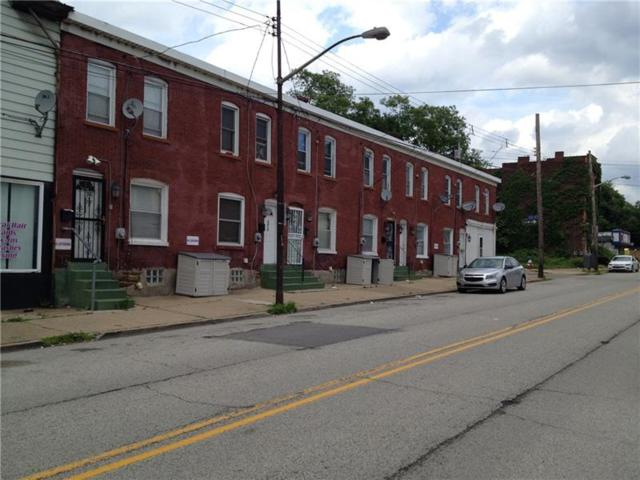 2413 Wylie Ave, Hill District, PA 15219 (MLS #1355518) :: Keller Williams Realty