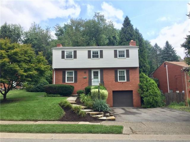 517 Sleepy Hollow Rd, Mt. Lebanon, PA 15228 (MLS #1355570) :: Broadview Realty