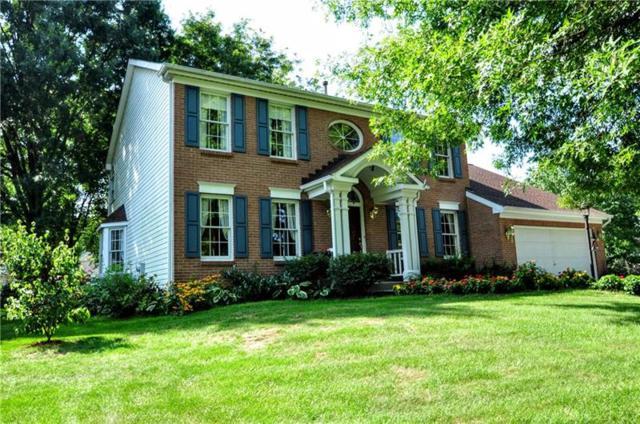 411 Swan Dr, South Fayette, PA 15017 (MLS #1355911) :: Broadview Realty