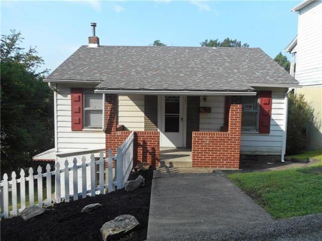 307 N Sixth St, Clairton, PA 15025 (MLS #1356050) :: Keller Williams Pittsburgh