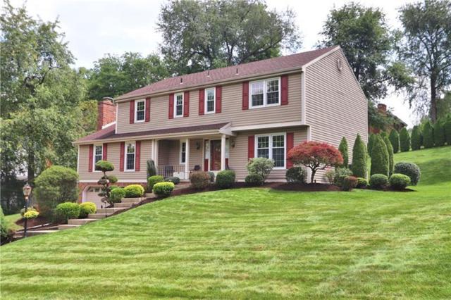 1684 Hathaway Lane, Upper St. Clair, PA 15241 (MLS #1356366) :: Keller Williams Pittsburgh