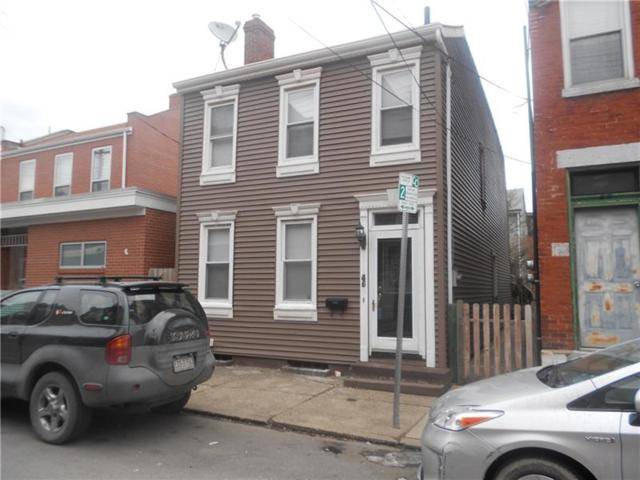 85 S 15th, South Side, PA 15203 (MLS #1356447) :: Keller Williams Pittsburgh