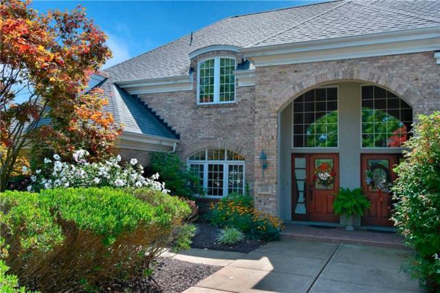 100 Normandy Court, Collier Twp, PA 15142 (MLS #1358101) :: Keller Williams Pittsburgh