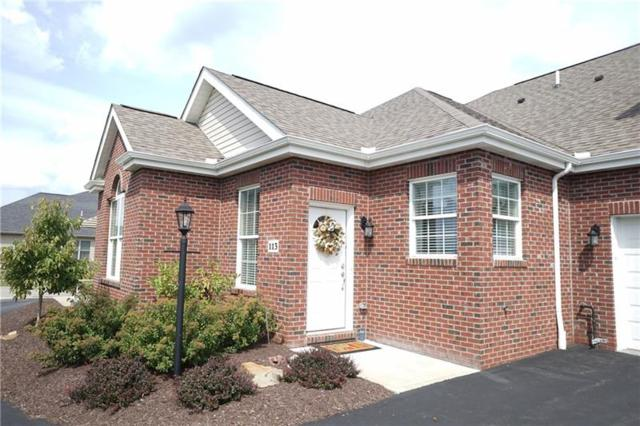 113 Shelton Place Dr #113, Connoquenessing Twp, PA 16033 (MLS #1358552) :: Keller Williams Pittsburgh