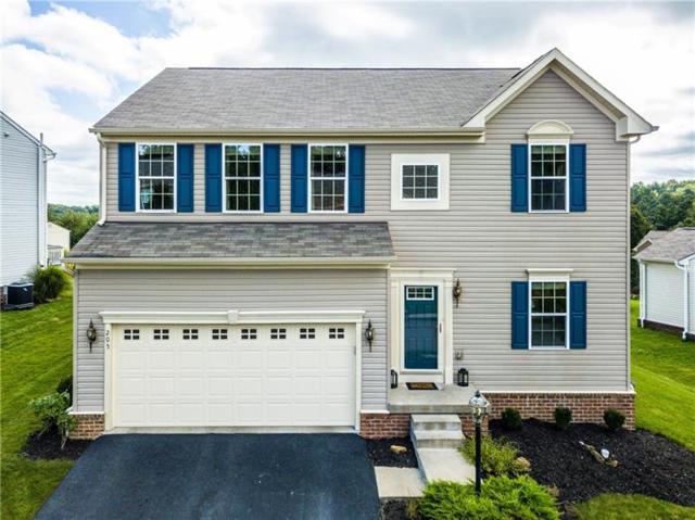 205 Springbrook Drive, Adams Twp, PA 16046 (MLS #1360396) :: Keller Williams Pittsburgh