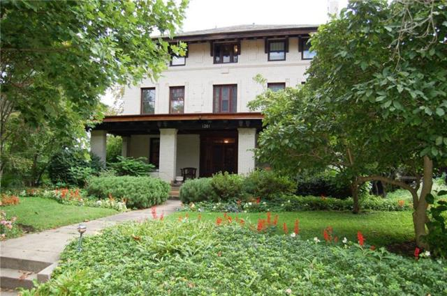 1201 Murray Hill Ave, Squirrel Hill, PA 15217 (MLS #1360558) :: Keller Williams Pittsburgh