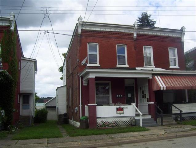 319 S 5th St, Jeannette, PA 15644 (MLS #1360658) :: Keller Williams Pittsburgh