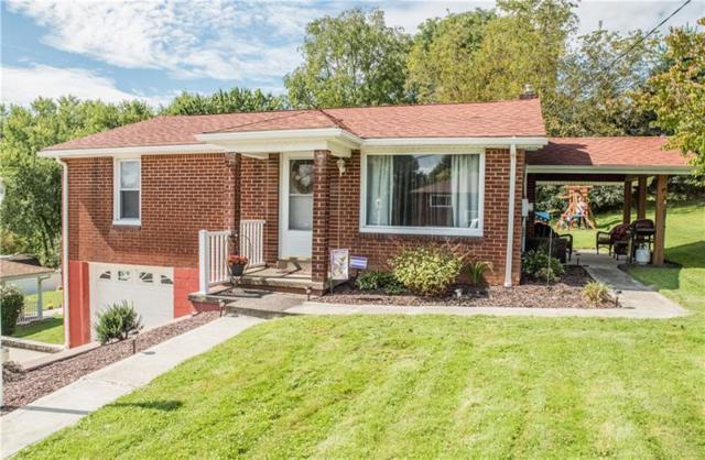 1320 Hillview Dr, North Huntingdon, PA 15642 (MLS #1360850) :: Keller Williams Pittsburgh