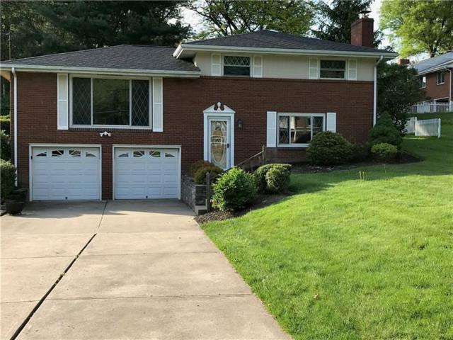 203 Chaplin Dr, Moon/Crescent Twp, PA 15108 (MLS #1360983) :: Keller Williams Pittsburgh