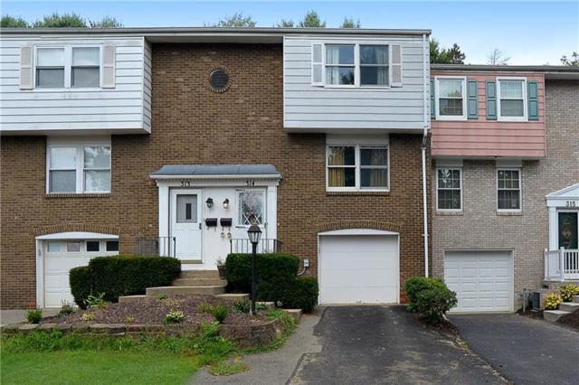 314 Cricketwood Ct, North Strabane, PA 15317 (MLS #1361018) :: Keller Williams Pittsburgh