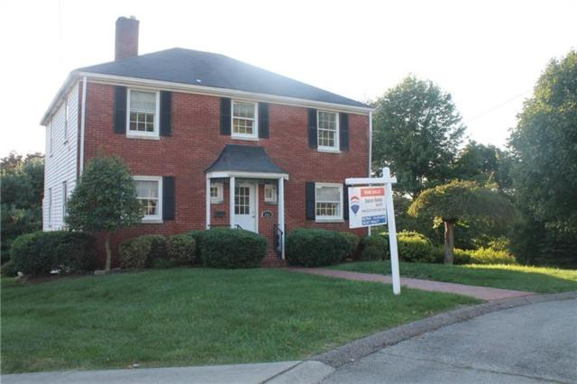 600 Dover Ln, Ellwood City - Law, PA 16117 (MLS #1361139) :: Keller Williams Pittsburgh