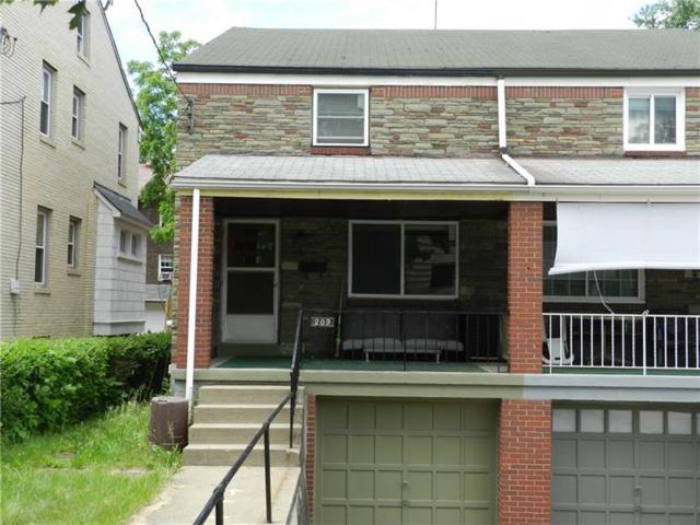 209 N Homewood Ave, Point Breeze, PA 15208 (MLS #1361375) :: Keller Williams Pittsburgh