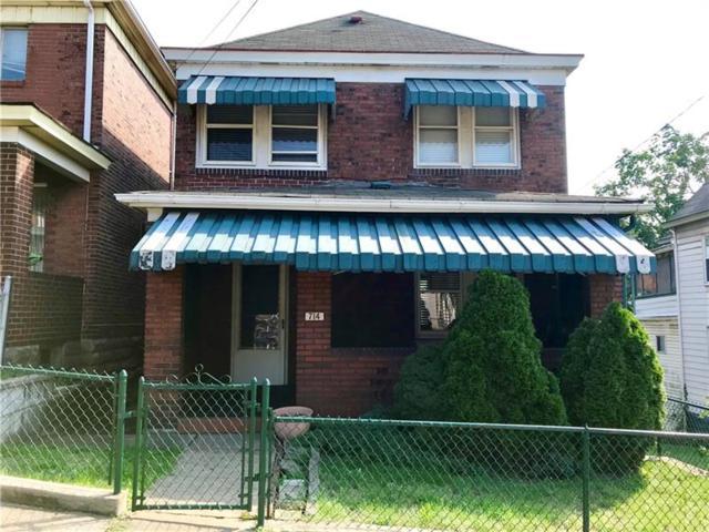 714 Grandview Ave, E Pittsburgh, PA 15112 (MLS #1361639) :: Keller Williams Pittsburgh