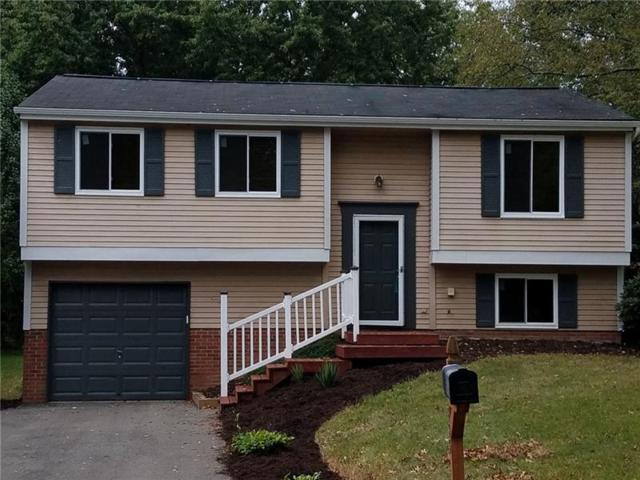 825 Wood Hollow Drive, Cranberry Twp, PA 16046 (MLS #1361773) :: Keller Williams Pittsburgh