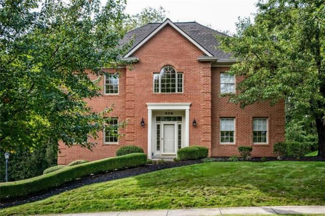406 Worth Ct, Cranberry Twp, PA 16066 (MLS #1361820) :: Keller Williams Realty