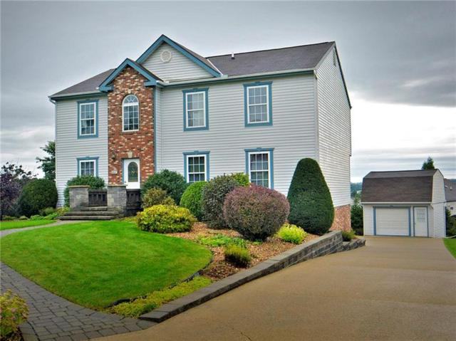 347 Chaucer Drive, New Stanton, PA 15672 (MLS #1362302) :: Keller Williams Pittsburgh
