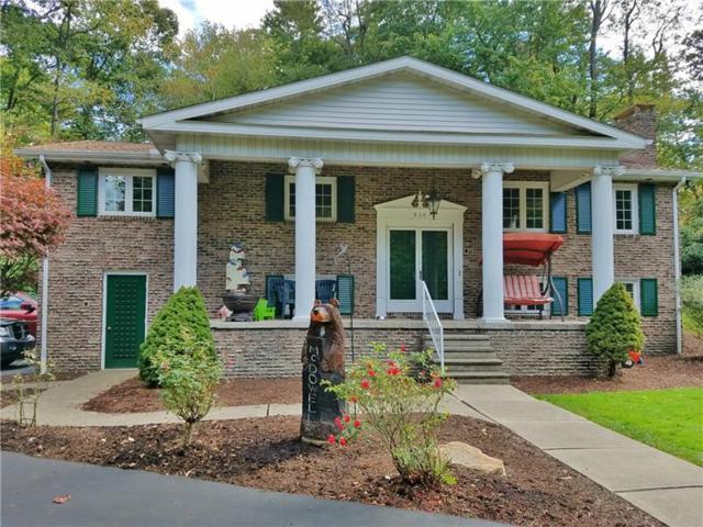 915 Stratford Rd, Ligonier Twp, PA 15658 (MLS #1362509) :: Keller Williams Realty