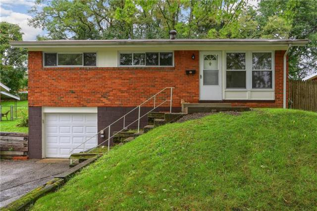 420 Valleyview Drive, Monroeville, PA 15146 (MLS #1362612) :: Keller Williams Realty