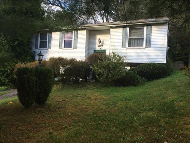 509 Catskill, Plum Boro, PA 15239 (MLS #1362889) :: Broadview Realty