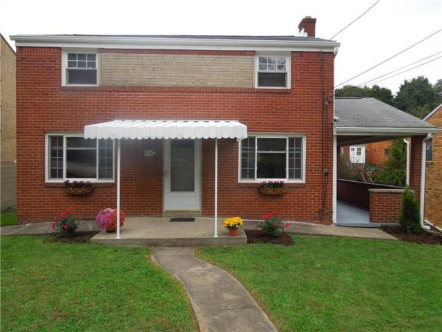 619 Fernhill Ave, Brookline, PA 15226 (MLS #1363961) :: Keller Williams Realty