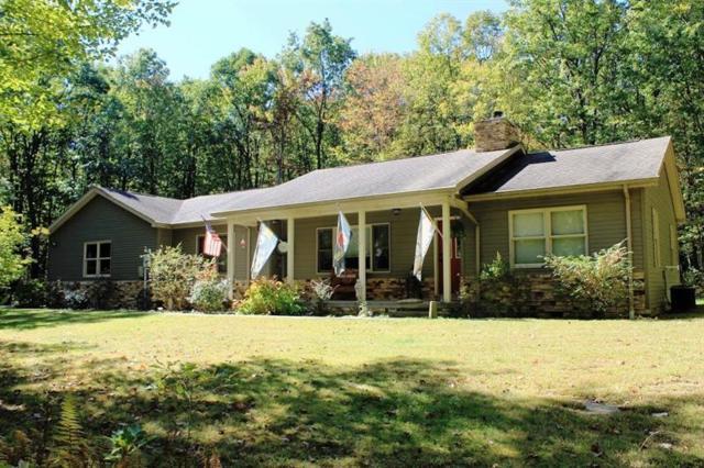 2121 Oak Ridge Drive, Saltlick Twp, PA 15622 (MLS #1364181) :: Keller Williams Realty