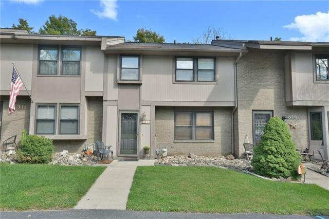 313 Ridge Point Circle, South Fayette, PA 15017 (MLS #1364307) :: Keller Williams Pittsburgh