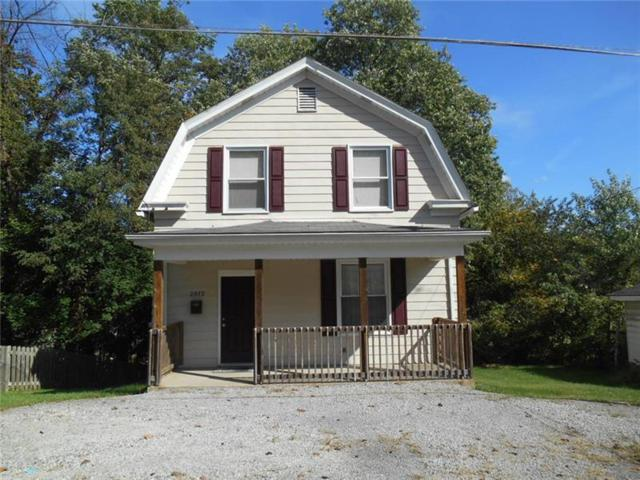2812 4th Ave, Beaver Falls, PA 15010 (MLS #1364358) :: Keller Williams Pittsburgh