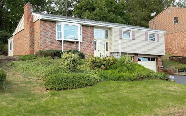 1029 Middle Rd, Shaler, PA 15116 (MLS #1364463) :: Keller Williams Realty