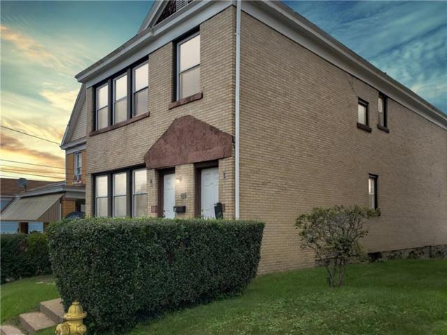 426 Carl Street, Mt Oliver, PA 15210 (MLS #1364715) :: REMAX Advanced, REALTORS®