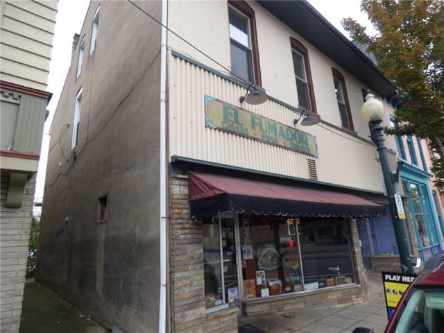 516-518 Beaver St, Sewickley, PA 15143 (MLS #1364900) :: Keller Williams Realty