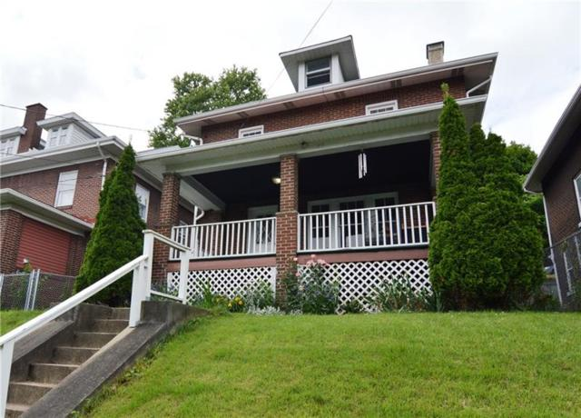 208 Center, City Of Greensburg, PA 15601 (MLS #1365040) :: Broadview Realty