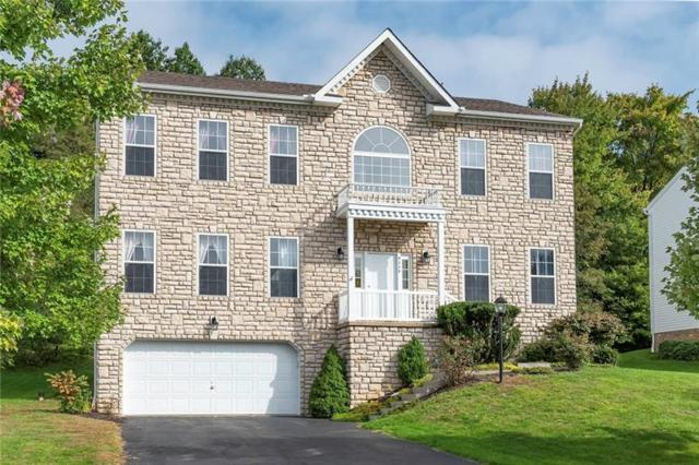 9239 Marshall Road, Cranberry Twp, PA 16066 (MLS #1365110) :: Keller Williams Realty